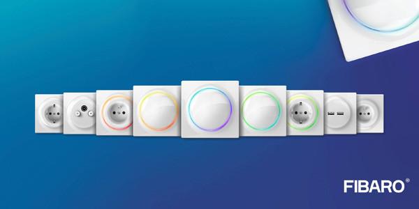 Новая серия розеток и выключателей Fibaro на ISE 2019 – это революция в решениях для Умного Дома